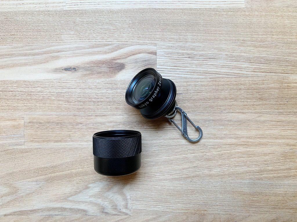 tokyo grapher レンズケース